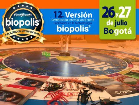 Certificación internacional en Biopolis