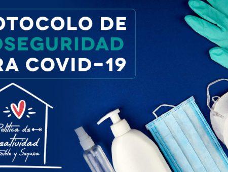 PROTOCOLO DE BIOSEGURIDAD PARA COVID – 19